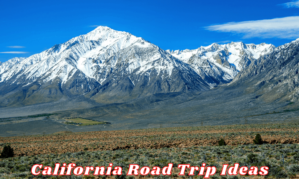 California Road Trip Ideas And Tips For A Great Drive