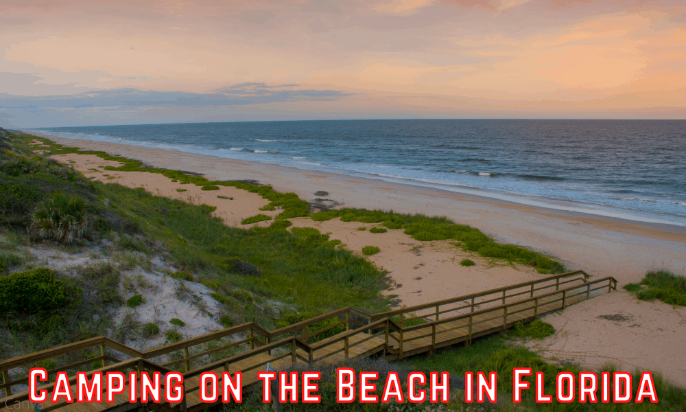 Camping on the Beach in Florida - Tips For Beach Camping