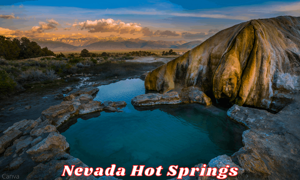 Nevada Hot Springs - A Great Place To Visit