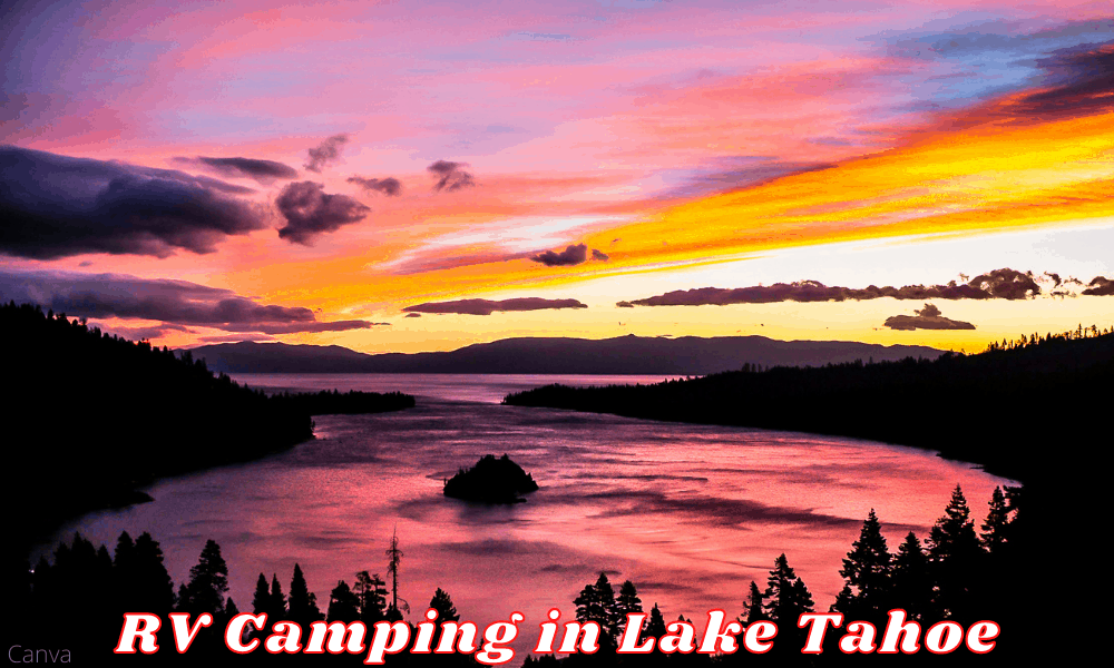 RV Camping in Lake Tahoe