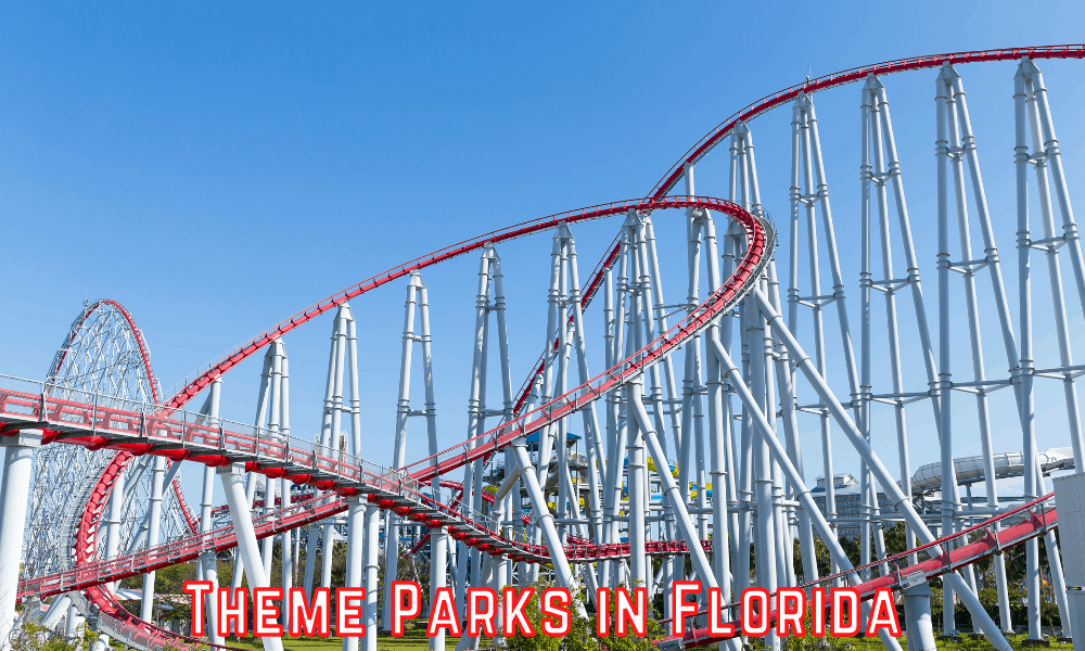 Theme Parks in Florida - Fun for All the Family