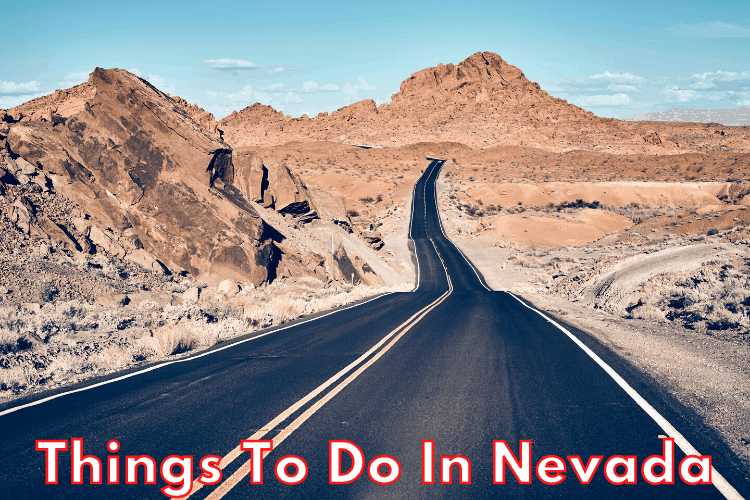Nevada Things To Do