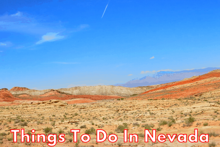Things To Do In Nevada That You Will Always Remember