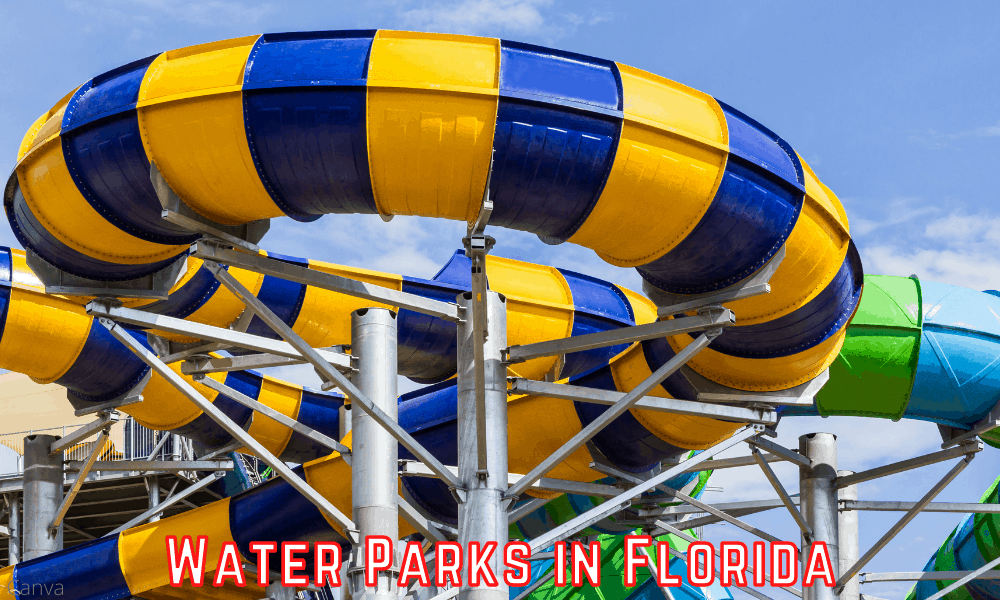 Water Parks in Florida