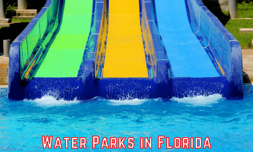 Water Parks in Florida - Have Great Fun in the Sun